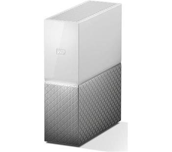 "WD My Cloud HOME 4TB Ext. 3.5"" RJ45 (GLAN), USB 3.0,NAS"