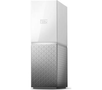 "WD My Cloud HOME 6TB Ext. 3.5"" RJ45 (GLAN), USB 3.0,NAS"