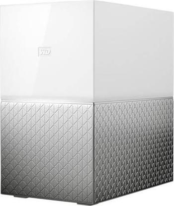 WD My Cloud HOME DUO 4TB (2x2TB),Ext. 3.5