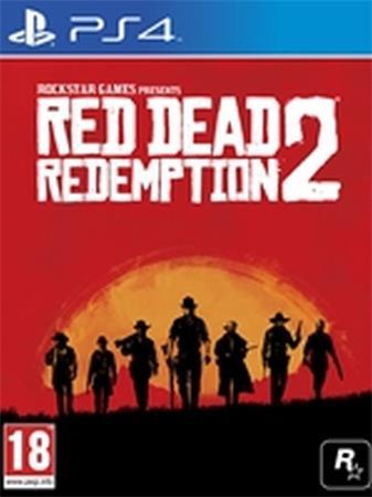Red Dead Redemption 2 PS4 - Předobjednávka