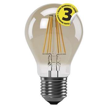Emos LED žárovka Classic A60, 4W/34W E27, WW+ teplá bílá+, 380 lm, Vintage A++
