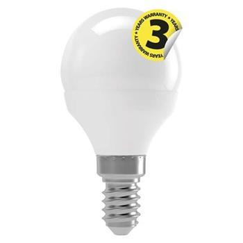 Emos LED žárovka MINI GLOBE, 4W/30W E14, NW neutrální bílá, 330 lm, Classic A+