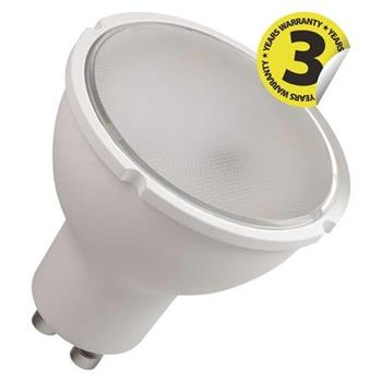 Emos LED žárovka MR16, 4.5W/32W GU10, NW neutrální bílá, 350 lm, Classic A+