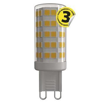 Emos LED žárovka JC, 3.5W/30W G9, NW neutrální bílá, 330 lm, Classic A++