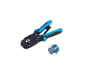 DATACOM PROFI BLUE II 4P+6P+8P BL račna (RJ45,12,11,10)