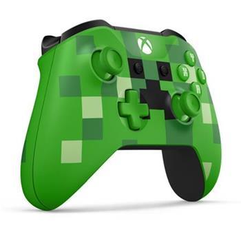 XBOX ONE S Wireless Controller Minecraft Creeper