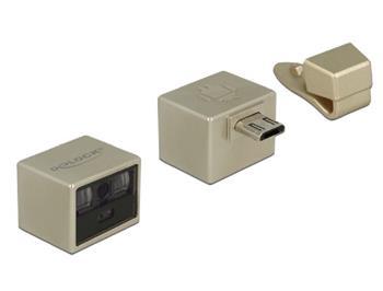 Delock Micro USB čtečka čárových kódů 1D pro Android - Line scanner