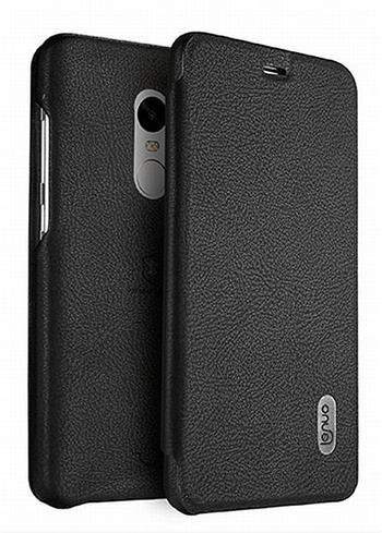 Lenuo Ledream pouzdro pro Xiaomi Redmi Note 4 Global černé