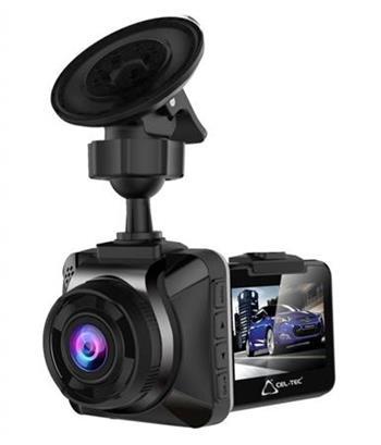 CEL-TEC E04 - palubní kamera do auta HD 720p, microSDHC, HDR, 2
