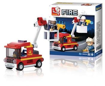 Sluban M38-B0622A - Fire Series - Small Platform