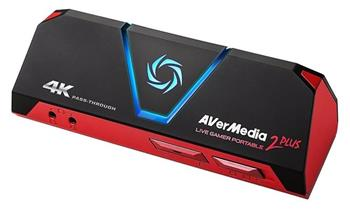 AVERMEDIA Live Gamer Portable 2 Plus capture box/ GC513