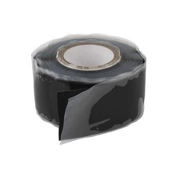 Emos páska izolační 25mm / 3m, silikonová vulkanizační, černá