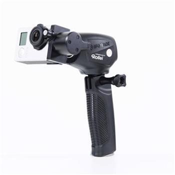 Rollei eGimbal G1 Elektronický stabilizační systém pro kamery GoPro, kompatibilní s kamerami Hero4, Hero3, Hero3+