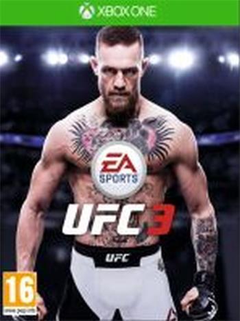 Sports UFC 3 XONE - vychází 2.2.