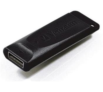 Akce!!! VERBATIM STORE N GO USB 2.0 DRIVE SLIDER 8GB BLACK