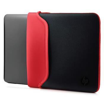 """HP 13,3"""" Pouzdro Neoprene Sleeve černá/červená"""