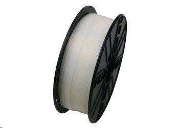 GEMBIRD Tisková struna (filament), ABS, 1,75mm, 1kg, transparentní