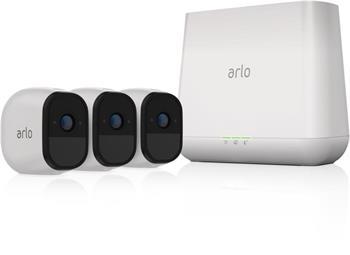Netgear ARLO PRO PLUS 3 CAMERA SYSTEM (Arlo Pro 2)