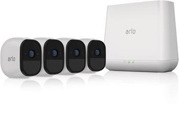 Netgear ARLO PRO PLUS 4 CAMERA SYSTEM (Arlo Pro 2)