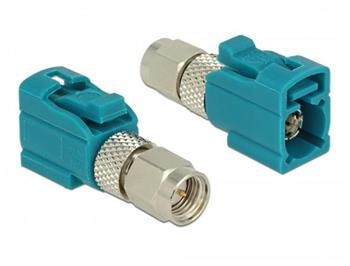 Delock Adapter FAKRA Z Jack > SMA Plug