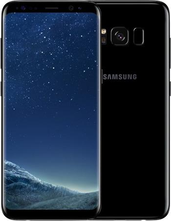 Samsung G950 Galaxy S8 64GB midnight Black