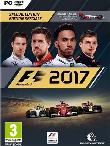 F1 Formula 1 2017 Special Edition PC