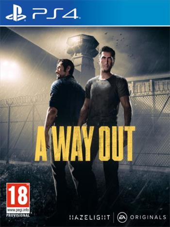 Way Out PS4 - Vychází 23.3.