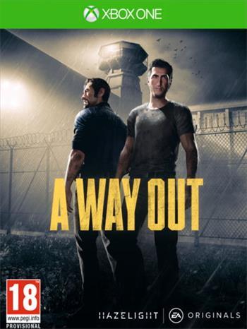 Way Out XONE - Vychází 23.3.