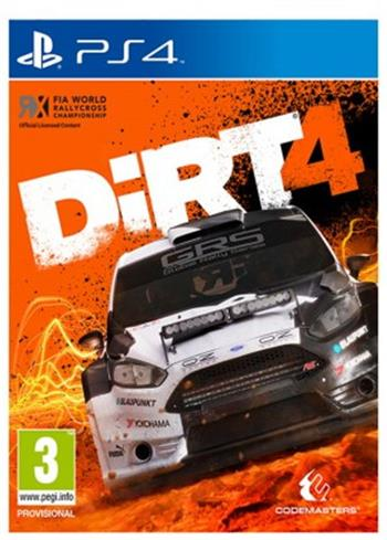 Codemasters PS4 hra DiRT 4