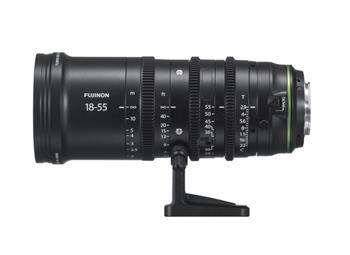 Fujifilm FUJINON MKX18-55mm T2.9 - Black