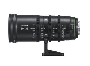 Fujifilm FUJINON MKX50-135mm T2.9 - Black