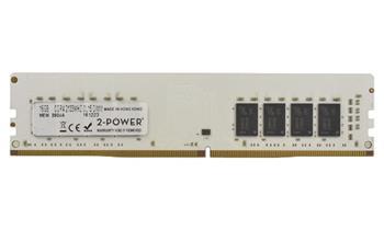 2-Power 16GB PC4-17000U 2133MHz DDR4 CL15 Non-ECC DIMM 2Rx8 ( DOŽIVOTNÍ ZÁRUKA )