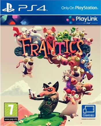 SONY PS4 hra Frantics