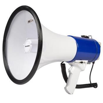Sweex SWMEGA25 - megafon 25W, odnímatelný mikrofon