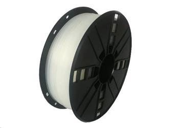 GEMBIRD Tisková struna (filament), flexibilní, 1,75mm, 1kg, natural