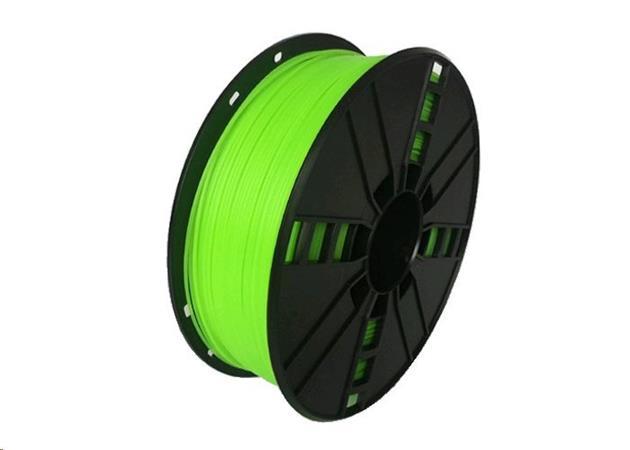GEMBIRD Tisková struna (filament), flexibilní, 1,75mm, 1kg, žlutá
