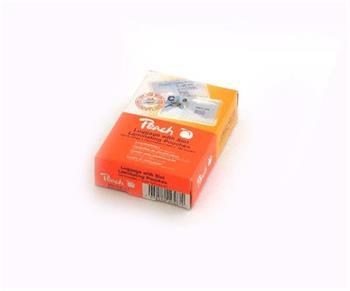 PEACH laminovací folie Luggage Tag w. Slot (65x108mm), 125mic, 100ks
