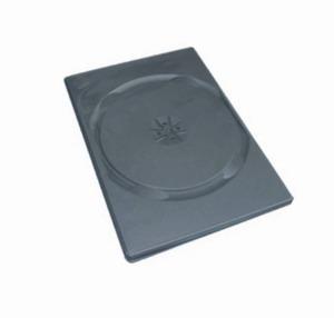 COVER IT Krabička na 1 DVD 9mm slim černý - karton 100ks