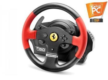 Thrustmaster Sada volantu a pedálů T150 Ferrari pro PS4, PS4 PRO, PS3 a PC
