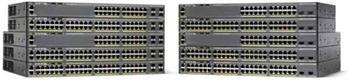 Cisco Catalyst 2960-X 24 GigE, 2 x 1G SFP, LAN Lite
