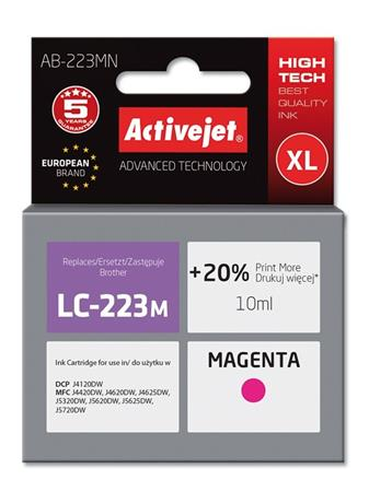 ActiveJet ink Brother LC223M new AB-223MN 10 ml