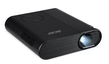 Acer C200 LED, WVGA (854x480), 200 ANSI, 2000:1, HDMI(MHL), repro 2x2W, 0.35Kg, zabudovaná baterie