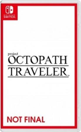 Nintendo SWITCH Octopath Travelers