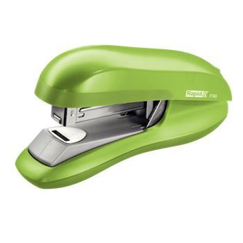 Stolní sešívačka Rapid F30 s ploch. sešíváním, 30 listů, světle zelená