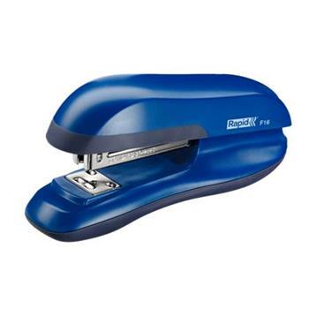 Stolní sešívačka Rapid F16, 30 listů, modrá
