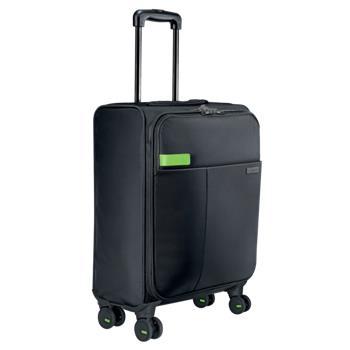 Cestovní kufr na 4 kolečkách Leitz Complete, černá