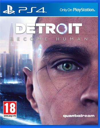SONY PS4 hra Detroit: Become Human