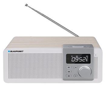 Rádio BLAUPUNKT PP14BT, FM PLL/SD/USB/AUX/BT/hodiny/budík, přenosné