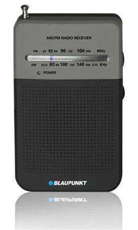 Rádio BLAUPUNKT PR3BK, AM/FM