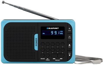 Rádio BLAUPUNKT PR5BL, AM/FM, PLL, USB, microSD